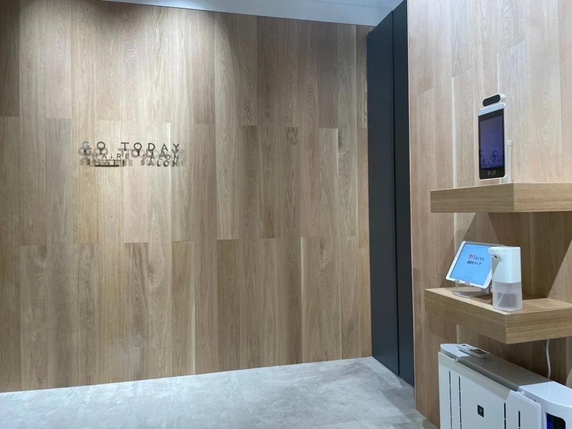 go  today shair salon渋谷Sol店