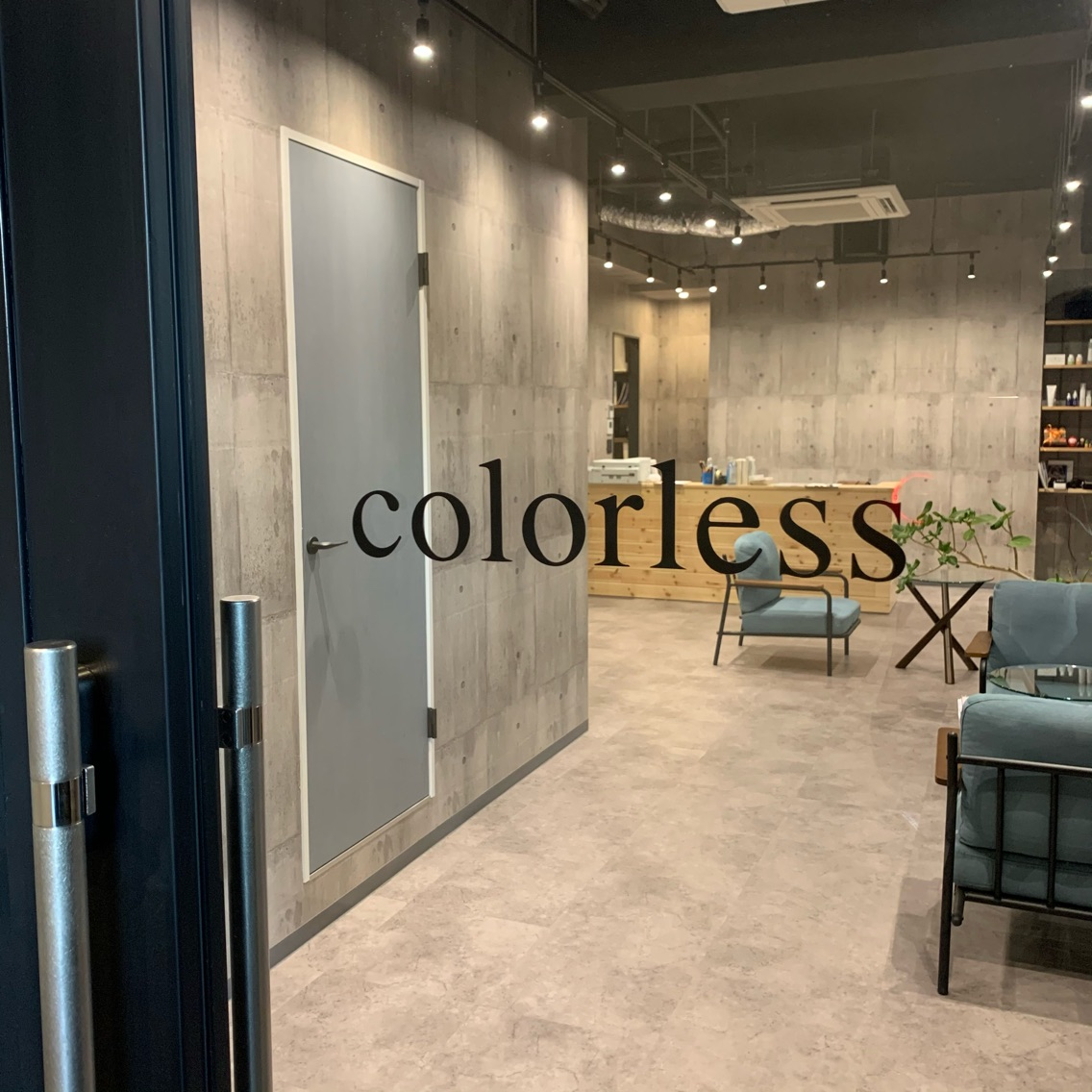 colorless横浜店