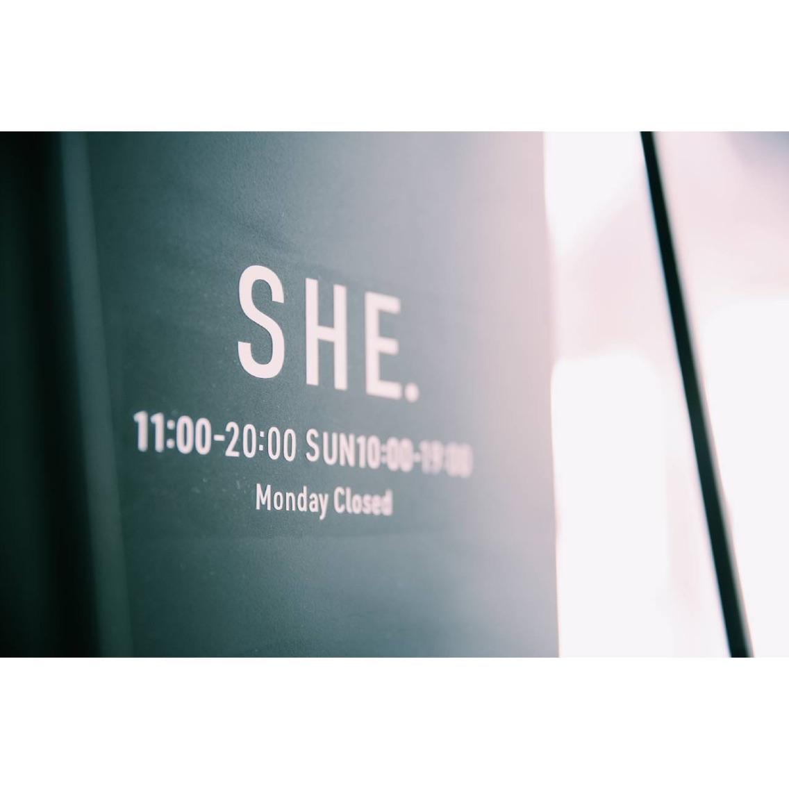 SHE.hairdesign/SHE.eyelash