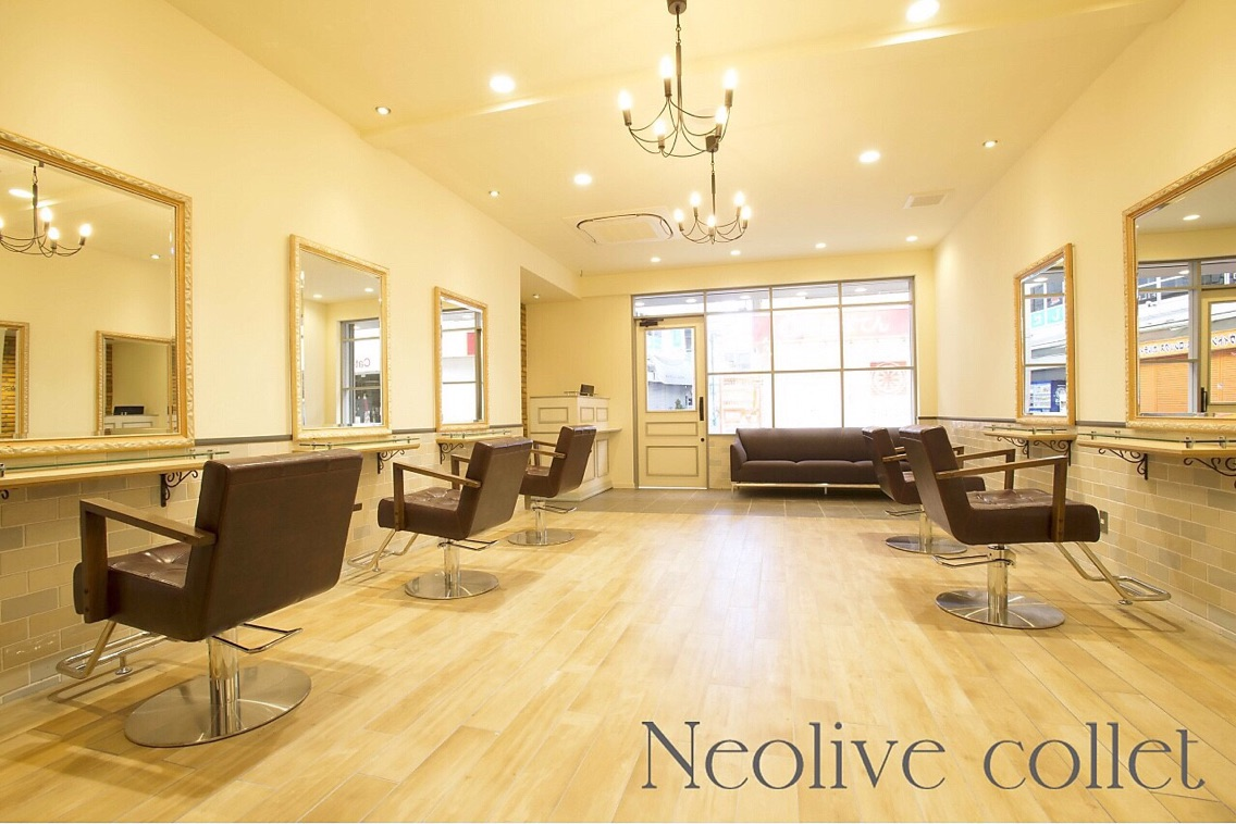 Neolive collet武蔵小山店