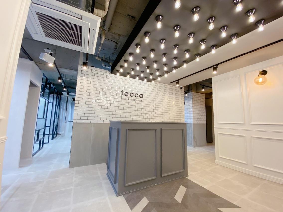 tocca hair&treatment 天王寺店