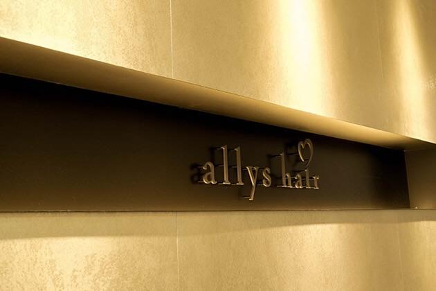 allyshair心斎橋店