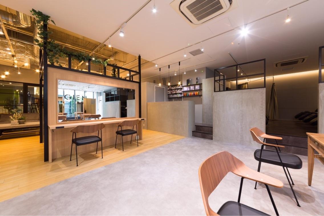 GIENNU茶屋町+店