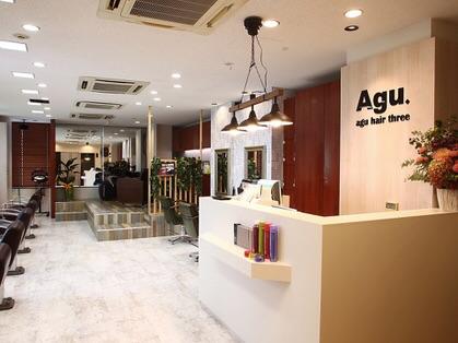 Agu hair three