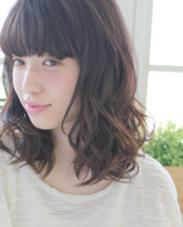 maaru hair所属・永井貴之のスタイル