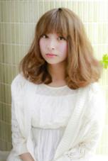 #撮影 Hair Garden 葉庭 所属・原田勇希のスタイル