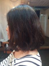 パーマ after 髪質改善ヘアエステサロン Relacion所属・奈良部潤平のスタイル