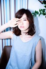 Ash西川口店所属・船戸靖子のスタイル
