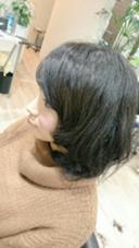 無造作ボブ☆ hair&spaLuce所属・菅原匠のスタイル