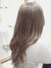 イルミナカラー hair&make NOISM-elua-所属・山本ゆりあのフォト