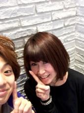 ちん! Lino Hair Design所属・中村アギトのスタイル