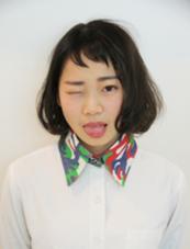 Hair Make RECOLIA所属・香西励のスタイル