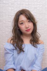 ☆マットベージュカラー☆ HIAR CREATE CLEAR due所属・安藤大陸のスタイル