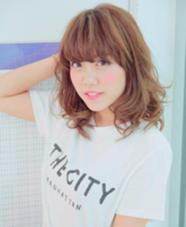 hair&make  seek所属・田邊伸夫のスタイル