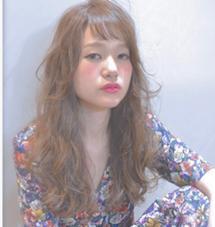 短めの前髪もポイント♡ kitchen所属・Rui♡のスタイル