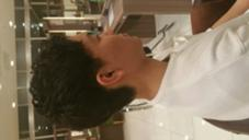 癖のある髪も味方につけてかっこよく! 美容室バサ東大和店所属・佐々木大将のスタイル