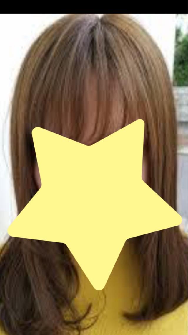 #パーマ 朝前髪をコテやアイロンで巻く方、これから前髪を伸ばして行きたい方は是非一度お試しアレ✨💇