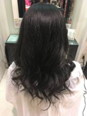 hair&make earth所属・吉岡碧のスタイル