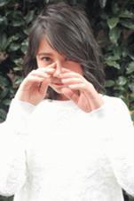 ハイライトカラーで赤みを抑えた外国人風カラー☆ angelgaff原宿所属・中島勝吾のスタイル
