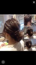 パーティSET☆ hair make one003所属・椎葉安純のスタイル