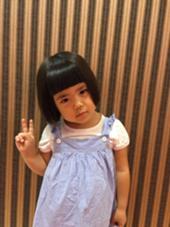クレラップカット! お子さんにおすすめ! EARTH長崎浜町店所属・町田尚斗のスタイル