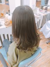 グレージュ 美容室Lino所属・砂川翔のスタイル
