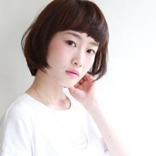 ROUGE茗荷谷店所属・山内亮宏のスタイル