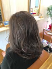 ブルージュカラー⭐️赤み抹殺します⭐️   hair salon lehua所属・藤原まさとのスタイル