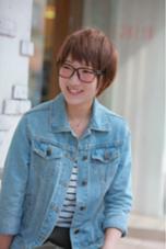 オシャレショート visage    fine所属・藤原涼平のスタイル