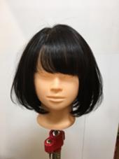 ボブスタイル、可愛い定番スタイル☆ 美容室Flow所属・近藤優次のスタイル