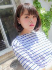 クラシカルマロンボブ ヘアメイク    パッセージ 相模大野店所属・kasama☆のスタイル