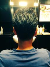 後ろも大事ですね! ヒロ銀座ヘアーサロン並木通り店所属・HONDAsachikoのスタイル