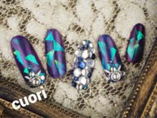 色んなアート素材がございます。 nail salon  cuori所属・nail saloncuoriのフォト