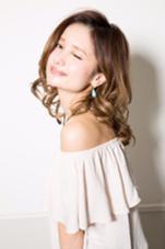 aile total beauty salon 梅田店所属・小野舞子のスタイル