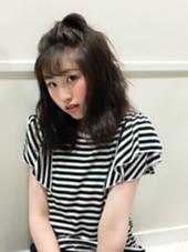 Ash駒沢大学店所属・松本まどかのスタイル