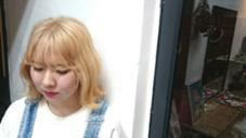ダブルカラーでk-popアイドルの様なオルチャンカラー! Ravo hair所属・安達瑛のスタイル