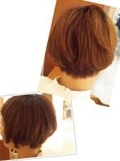 首元スッキリショート♡ cnnakao所属・栗本リナのスタイル