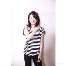 大人×かわいい×潤艶トリートメント=笑顔✨☺︎ CUOLA by KENJE所属・山﨑ユウタのスタイル
