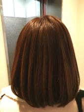 ピンク系のカラーリングをベースに、 表面は傷みを最小限に抑えたハイライト(ブリーチを使用しておりません!!) 髪質に合わせてお薬をしっかりと選ばせていただきます!✩⃛ aile Total Beauty Salon 生駒店所属・大谷優佳のスタイル