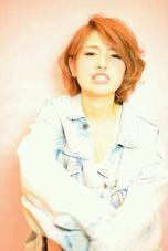 カジュアルボブ♡ k-two所属・中村美穂のスタイル
