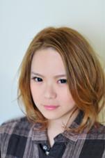 かわいいね❗️ hair salon M.plus所属・KADOIKEMICHIHIROのスタイル
