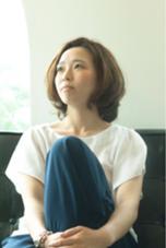 Slow garden荒江店所属・富永宗浩のスタイル