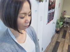 ショート ヘアアレンジ マツエク・マツパ ゆきちゃんいつもありがとうございます☆♡♡