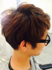 くせ毛なのでクセを生かしたスタイルにしました✨ 北川知香のスタイル