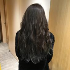 パールグレージュ HAIR DERA'S所属・飯田啓奨のスタイル