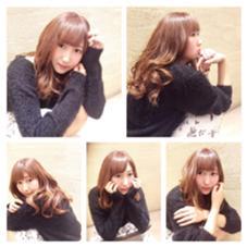 撮影モデル☆ カラー:ノーブルカシス kiki by KENJE所属・店長  【松永 翼】トップカラーリストのスタイル