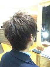 ALBA hair resort東中野店所属・斉藤渉のスタイル