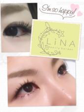 150本!したまつ毛も違和感なくつけれました♡ LiNA  ~Beauty Garden~所属・青木歓菜のフォト