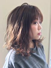 外ハネロブ cool  hiar rhythm所属・田中昌太のスタイル