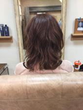 カット hair+makeBANYAN所属・小野純奈のスタイル